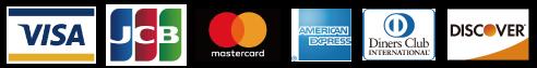 ご利用可能なクレジットカード エシルス